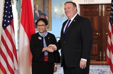 Mer Orientale: Washington et Jakarta soulignent l'objectif de respecter le droit international