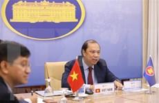 Le Vietnam participe au 33e dialogue ASEAN-Etats-Unis