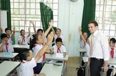 Les Etats-Unis envoient des volontaires au Vietnam pour enseigner l'anglais