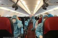 COVID-19 : plus de 21.000 Vietnamiens ont été rapatriés de plus de 50 pays et territoires