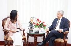 Le Vietnam assure le processus de coopération de l'ASEAN durant la période pandémique