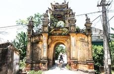 Hanoï : Cuu, un village de caractère à préserver