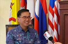 Colloque sur l'ASEAN en Indonésie