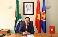 Renforcement de la coopération entre l'ASEAN et l'Afrique du Sud