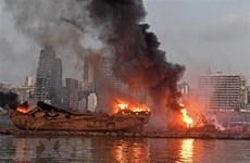 ASEAN : les ministres des AE publient une déclaration sur l'explosion au Liban