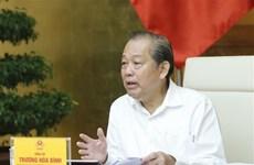 Truong Hoa Binh veut accélérer l'actionnarisation des entreprises étatiques