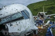 Crash d'avion : condoléances à l'Inde