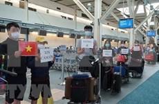 COVID-19: rapatriement de 313 Vietnamiens de la République de Corée