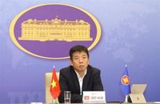 ASEAN 2020 : Le 17e Dialogue ASEAN-Canada en ligne