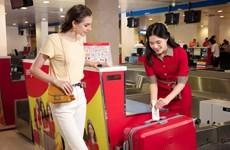 Vietjet offre des bagages enregistrés gratuits sur tous les vols intérieurs