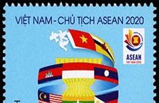 Emission du timbre «Vietnam: Bienvenue à l'ASEAN 2020»