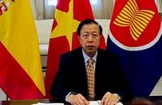 Le Vietnam appelle à la coopération dans la lutte anticoronavirus