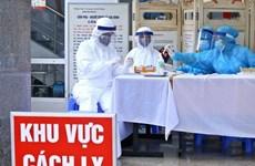 Le Vietnam rapporte 22 nouveaux cas de Covid-19 et deux décès
