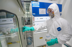 Vingroup s'associe à Medtronic pour produire des composants de respirateurs