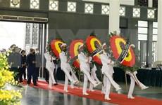 Des dirigeants étrangers adressent leurs condoléances pour le décès de l'ancien ledear du PCV