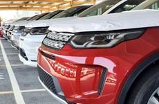 Les importations d'automobiles progressent de 34% en juillet