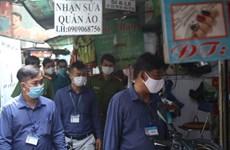 Hô Chi Minh-Ville sanctionne les infractions aux consignes sanitaires