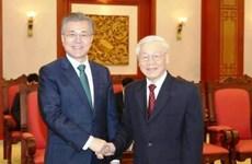 Le Vietnam félicite la République de Corée pour sa 75e Fête nationale