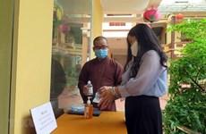 Fête Vu Lan : L'Eglise bouddhique du Vietnam suggère des rassemblements virtuels