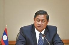 Le Laos apprécie les contributions du Vietnam à l'ASEAN