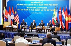 Symposium international sur le Vietnam et l'ASEAN