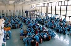 COVID-19 : plus de 290 Vietnamiens rapatriés de Taïwan (Chine)