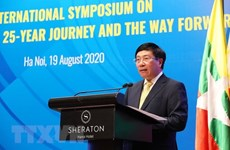 Le Vietnam contribue activement au développement de l'ASEAN