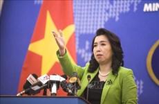 Le Vietnam demande à la Malaisie de traiter les pêcheurs vietnamiens avec humanité