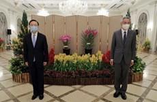 Renforcement de la collaboration entre la Chine et l'ASEAN