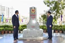 Frontière terrestre : Vietnam et Chine fêtent les anniversaires de différents documents
