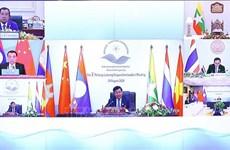 Le PM thaïlandais propose quatre domaines de coopération Mékong-Lancang