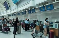 Près de 320 Vietnamiens au Canada rapatriés
