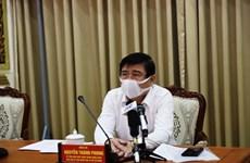 Hô Chi Minh-Ville s'emploie à contenir le Covid-19 et à stimuler l'économie