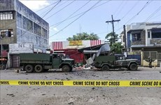 Double attentat aux Philippines : le PM adresse un message de sympathie