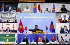 ASEAN : les ministres de l'Economie examinent la mise en oeuvre des initiatives économiques
