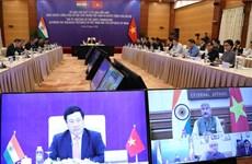 Réunion du Comité mixte Vietnam-Inde