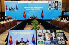 L'ASEAN et le Royaume-Uni tiennent un dialogue économique en ligne