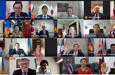 L'ASEAN et ses partenaires se réunissent sur la connectivité