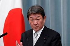 Le Japon appelle à résoudre la question de la Mer Orientale par des moyens pacifiques