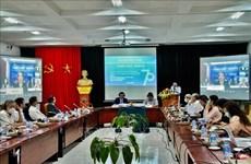 Séminaire célébrant le 70e anniversaire des relations diplomatiques Vietnam-Chine