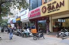De bons modèles sur la sécurité alimentaire à Hanoi