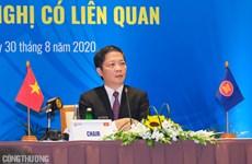 L'ASEAN donne la priorité à la signature du RCEP d'ici la fin de 2020