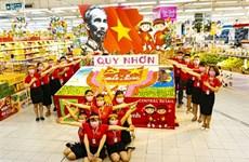 GO! et Big C emercient les aux agriculteurs vietnamiens
