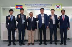 Un fabriquant sud-coréen d'équipements médicaux veut investir au Cambodge