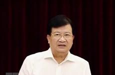 Un vice-Premier ministre devient président de la Commission du fleuve du Mékong Vietnam