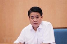 Nguyen Duc Chung est suspendu de ses fonctions de membre du Conseil populaire de Hanoï