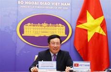 Le vice-PM Pham Binh Minh participe à une réunion ministérielle du G20