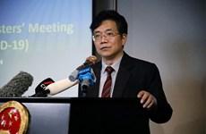 La Chine salue la coopération de l'ASEAN dans la lutte anticoronavirus