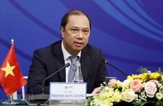 Le chef du SOM ASEAN Vietnam dévoile l'agenda de l'AMM-53