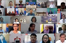Le Vietnam préside l'examen du plan directeur sur la connectivité de l'ASEAN 2025